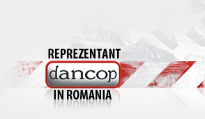 Reprezentant Dancop in Romania
